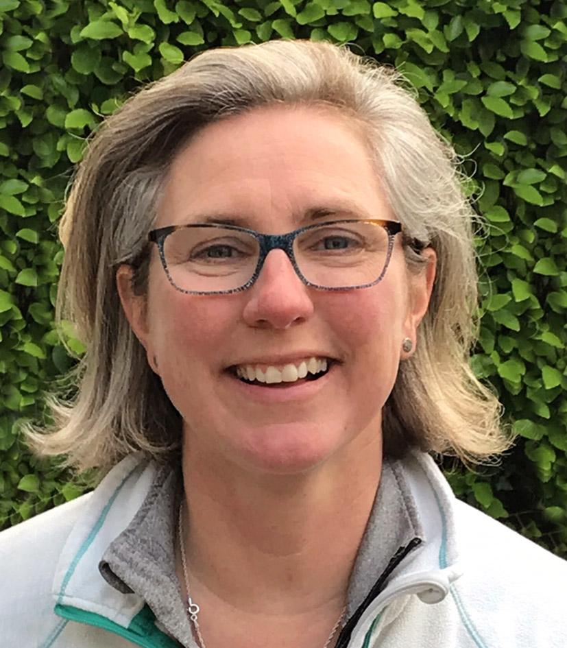 Cecily Johnston, Club Secretary