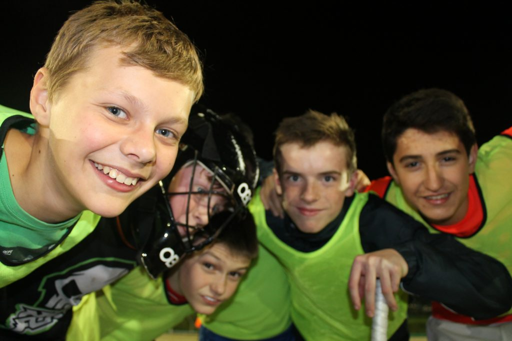 Waterford Hockey Club Junior Boys