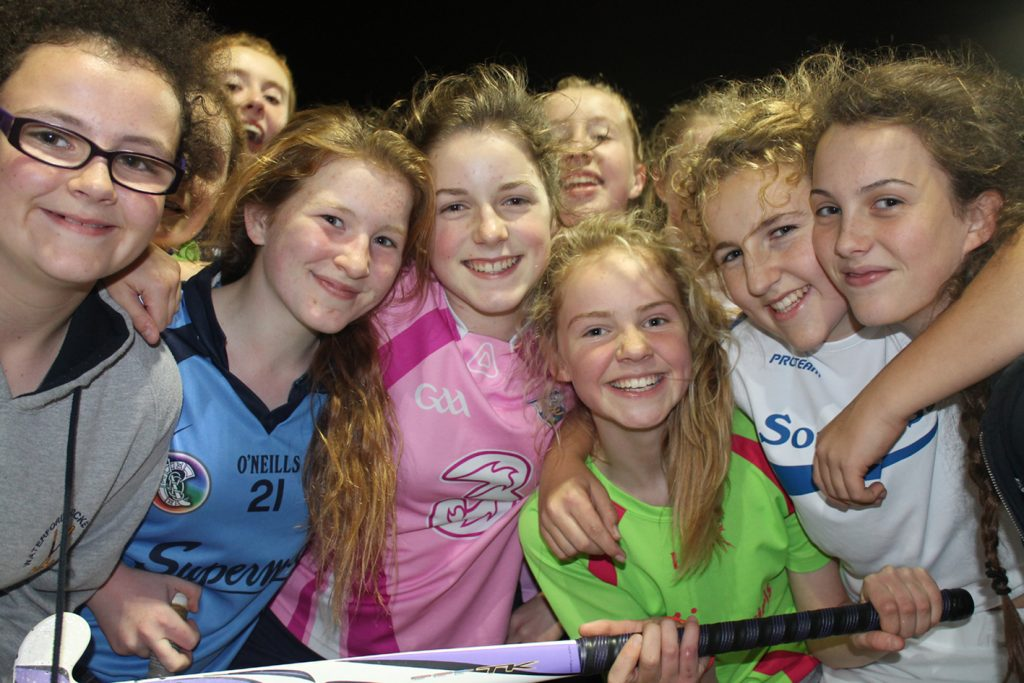 Waterford Hockey Club Junior Girls