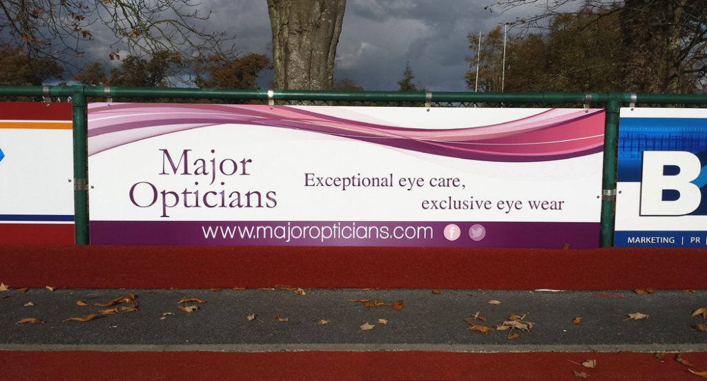 Major Opticians - WHC Sponsor of the Week