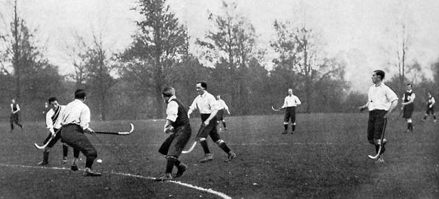 Men's Field Hockey early 1900s