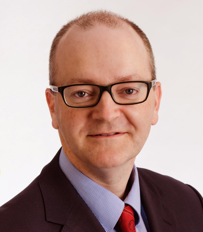 Michael Keating, Treasurer