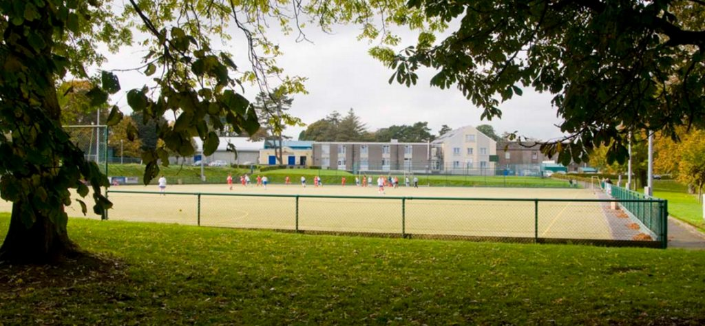Waterford Hockey Club grounds are located at Newtown School in Waterford city.