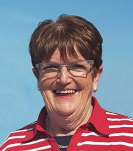 Sally Kavanagh, Membership Secretary