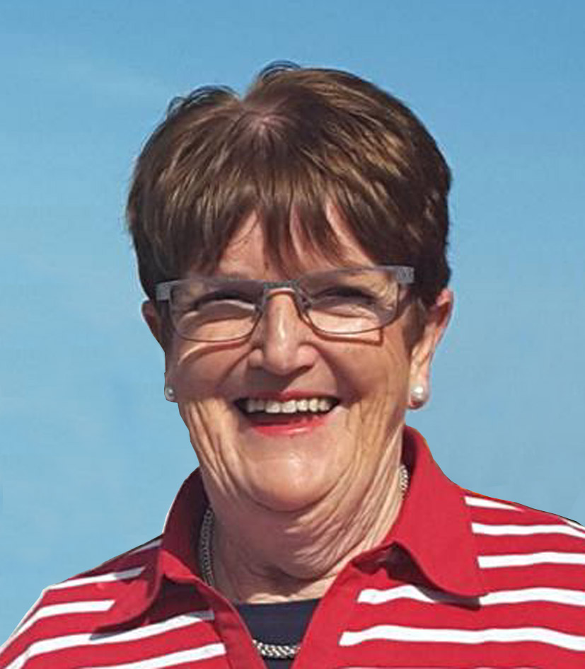 Sally Kavanagh, Membership Secretary