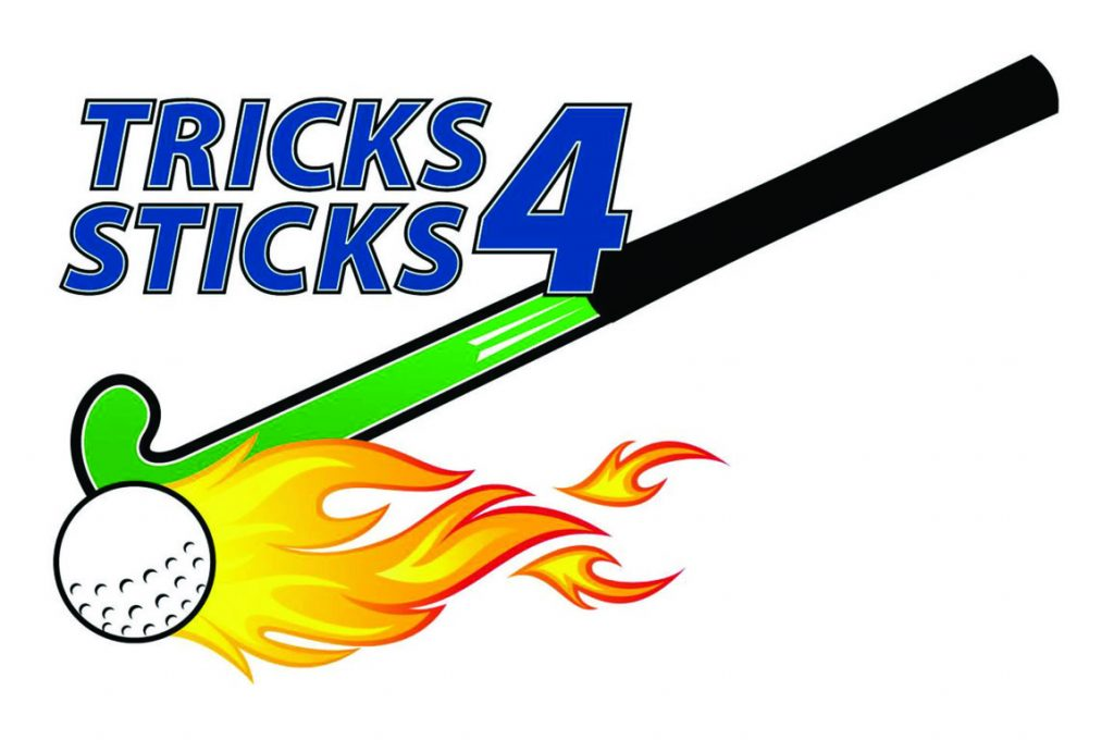 Tricks 4 Sticks logo