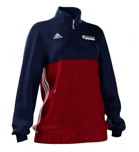WHC Full Zip Adidas Tracksuit Top